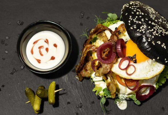 City Garden - Burger