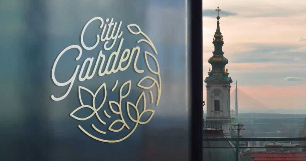 City Garden - Pogled